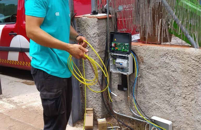 mantenimiento instalación plugin electric
